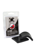 Chemical Guys CLY_403-New Clay Bar Heavy - Black 100Gram Bar