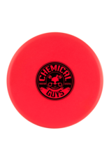 Chemical Guys IAI518-Chemical Guys Bucket Lid Cap. Red With Black Printed Logo