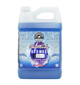 Chemical Guys CWS_133-Glossworkz-Auto Wash -Gloss Booster And Paintwork Cleanser ( 1 Gal)