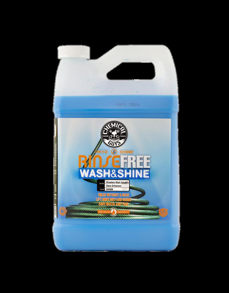Chemical Guys CWS888-Rinse Free EcoWash- The Hose Free Car Wash (128 oz - 1 Gal)