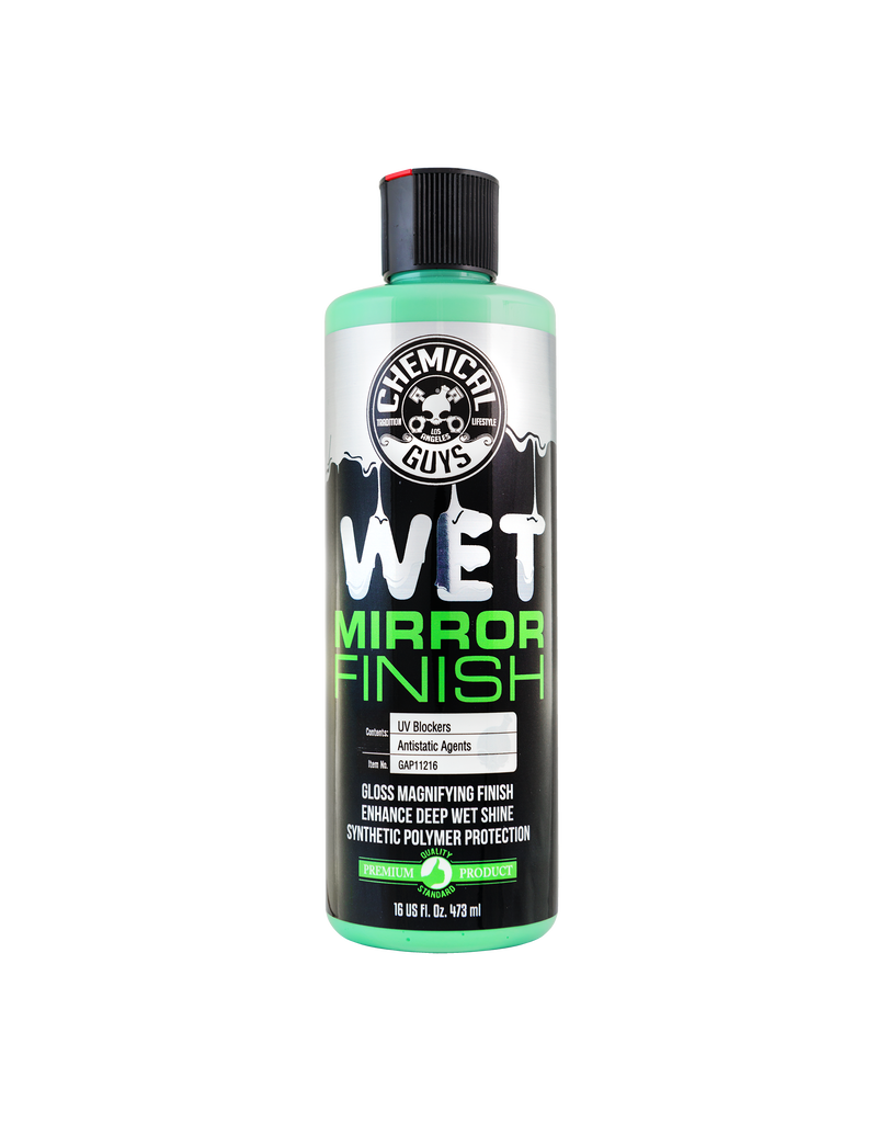 Chemical Guys GAP11216-Wet Mirror Finish (16 oz)