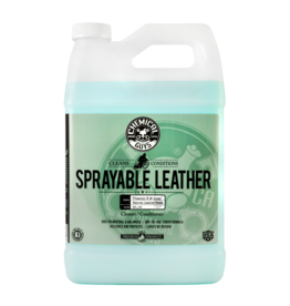 Chemical Guys SPI_103- Sprayable Leather Conditioner & Cleaner In One Ph Balance w/ Vitamin E & Aloe (1 Gal)