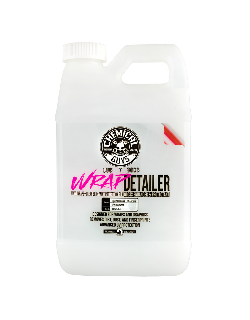 Chemical Guys SPI21764-Wrap Detailer Gloss Enhancer & Protectant (64 oz)
