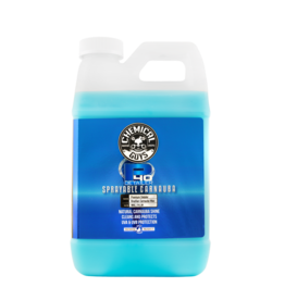 Chemical Guys WAC_114_64-P40-Detailer+Spray White Carnauba Quick Detailer UV Protectant (64 oz)