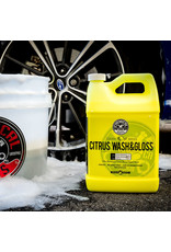 Chemical Guys CWS_301_64- Citrus Wash & Gloss Citrus Based Hyper-Concentrated Wash+Gloss (No-More Spots) (1 Gal)
