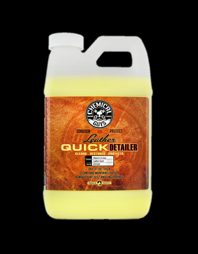 Chemical Guys SPI21664-Leather Quick Detailer (64 oz)