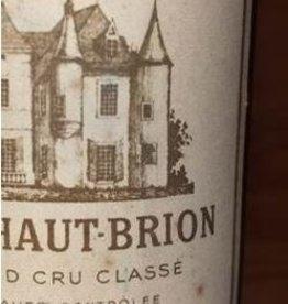 Ch Haut Ch Haut Brion 1961