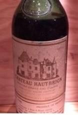 Ch Haut Brion 1961
