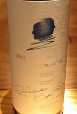 1980 Opus One SOLD OUT