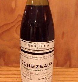 DRC Echezeaux 1978 10% Sale
