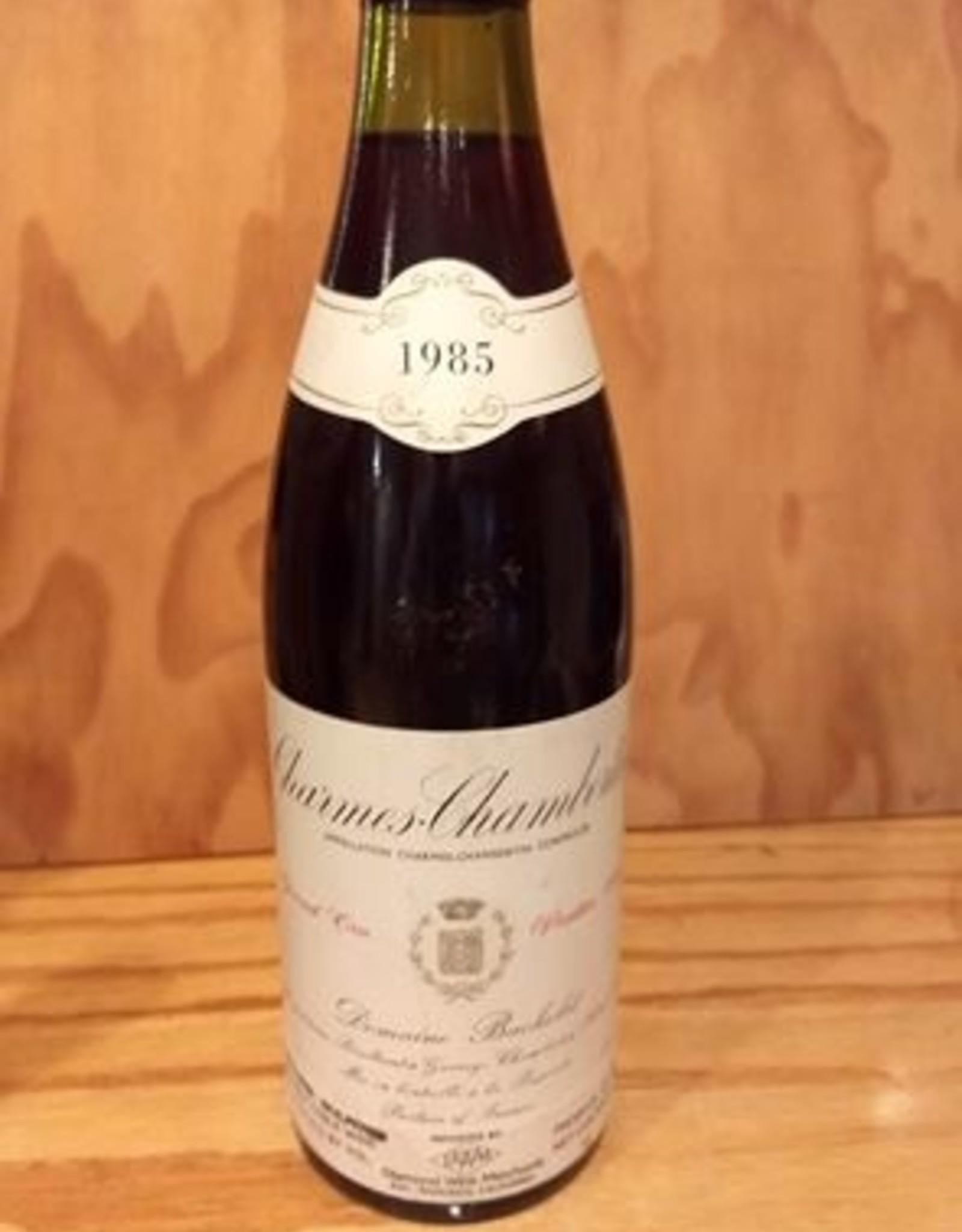 Bachelet Charmes Chambertin Vieilles Vignes 1985