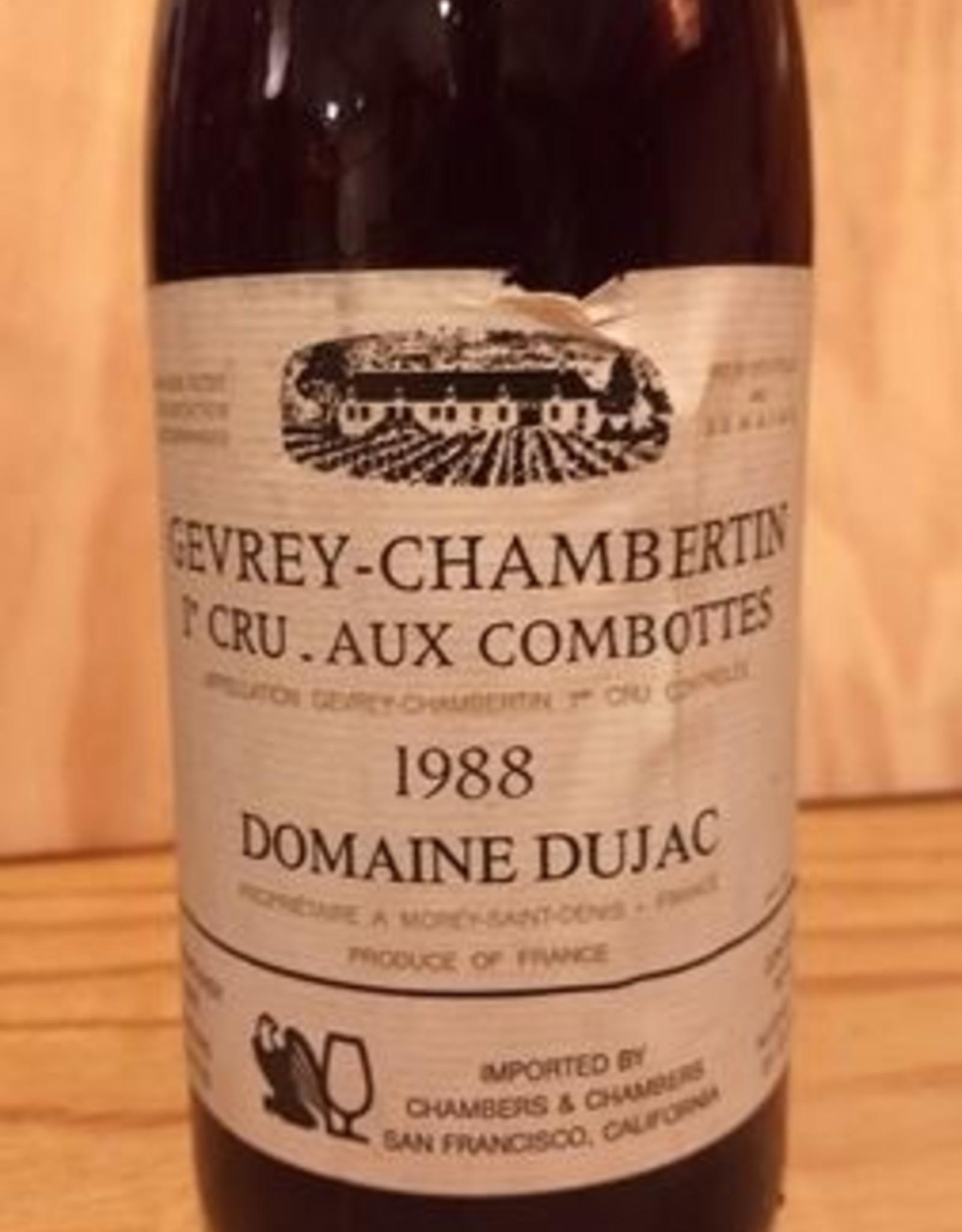 Dujac Gevrey Chambertin 1988 1er Cru Aux Combottes 1988