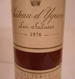 Ch d'Yquem 1976