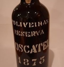 D'Oliveiras Reserva Moscatel 1875 Madiera