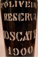 D'Oliveiras Reserva Moscatel 1900  Madiera