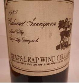 1982 Stags Leap Magnum Wine Cellars SLV Cabernet Sauvignon