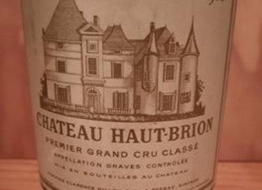 Ch Haut Brion 1966