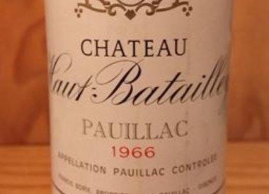 Ch Haut Batailley 1966