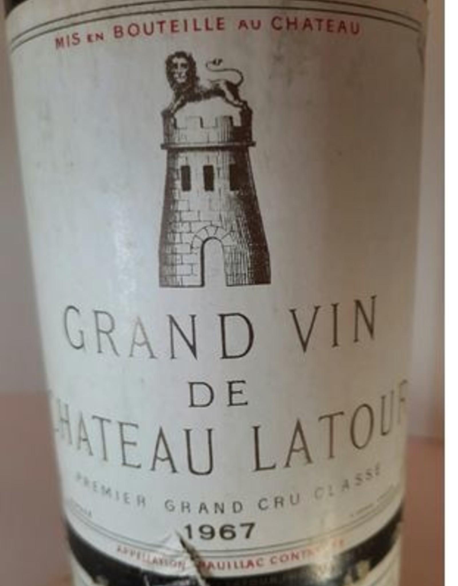 Ch Latour 1967