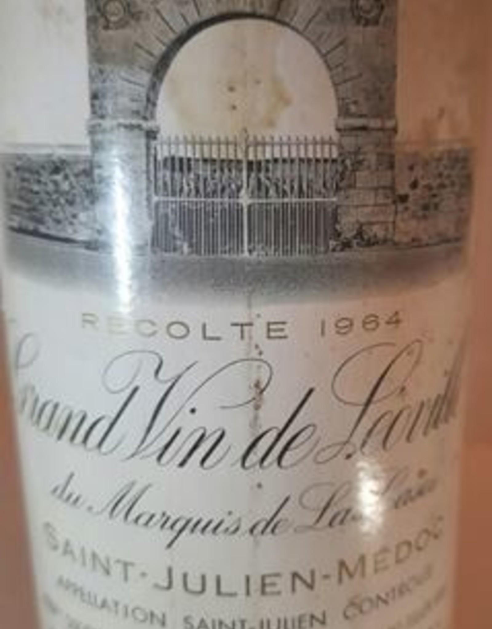 Ch Leoville Las Cases 1964
