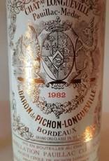 Ch Pichon Baron 1982