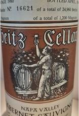 Heitz Bella Oaks 1980 Cabernet Sauvignon