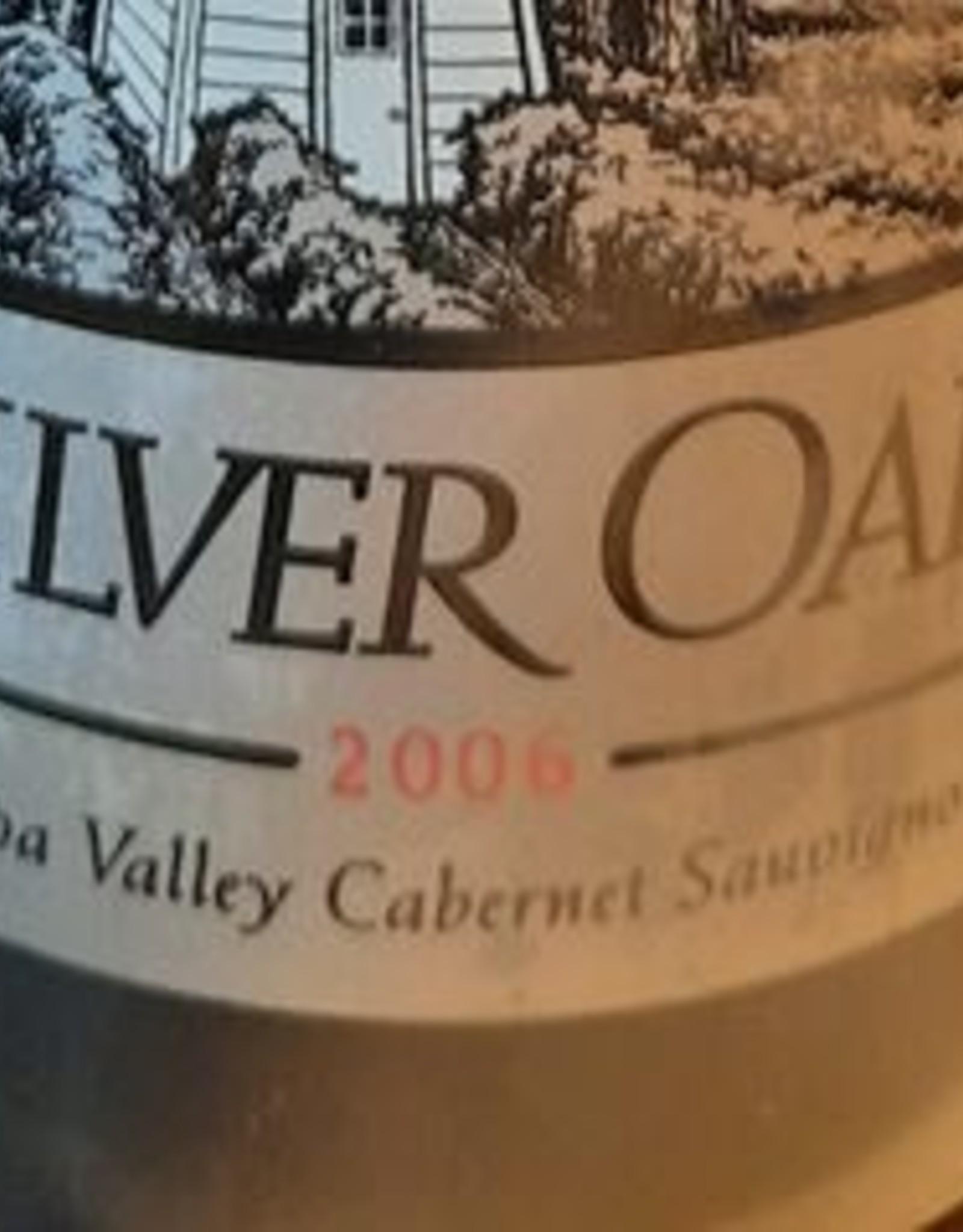 Silver Oak Cabernet Sauvignon 2006 Napa