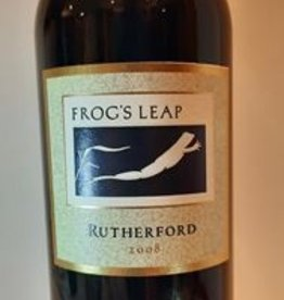 Frogs Leap Cuvee Rutherford 2008