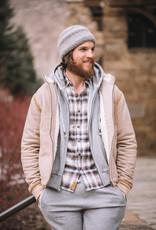 Nifty Genius Sherpa Jacket Front Zip