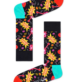 Happy Socks We Will Rock You Sock
