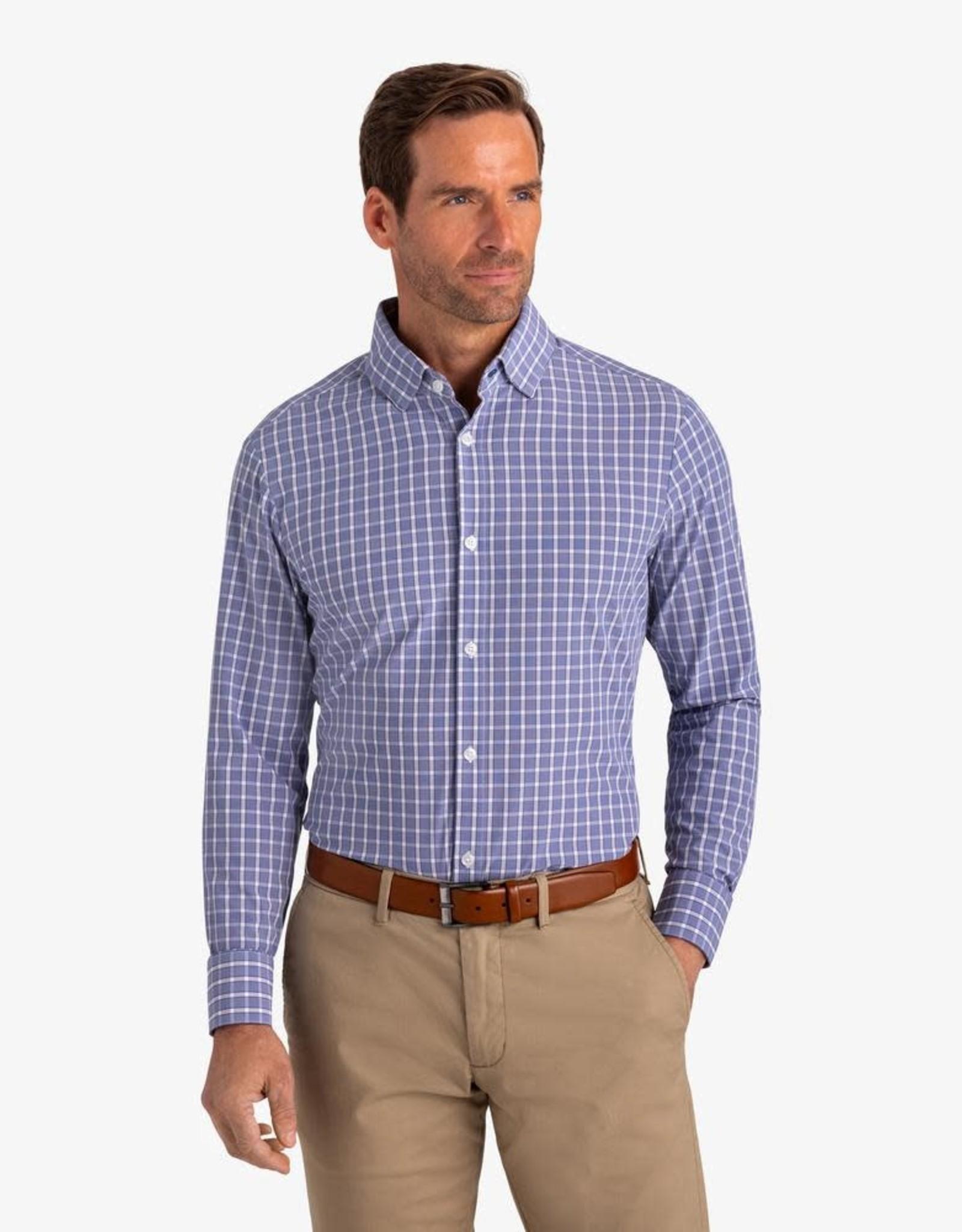 Mizzen + Main Barnes Trim Shirt