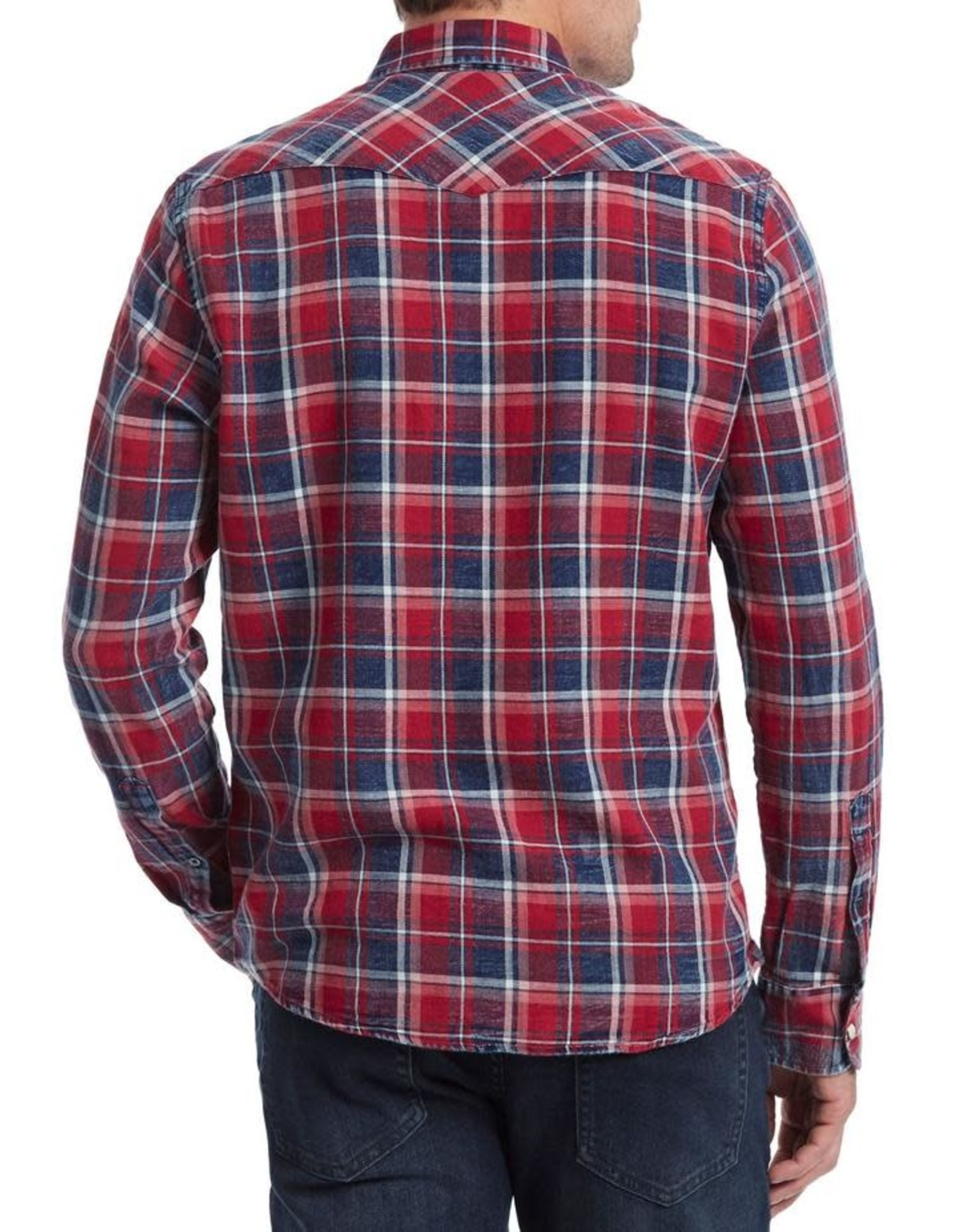 Flag & Anthem Hankins LS Western Shirt