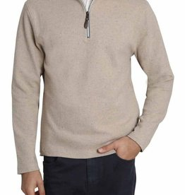 Jachs Neap Novelty Knit 1/4 Zip