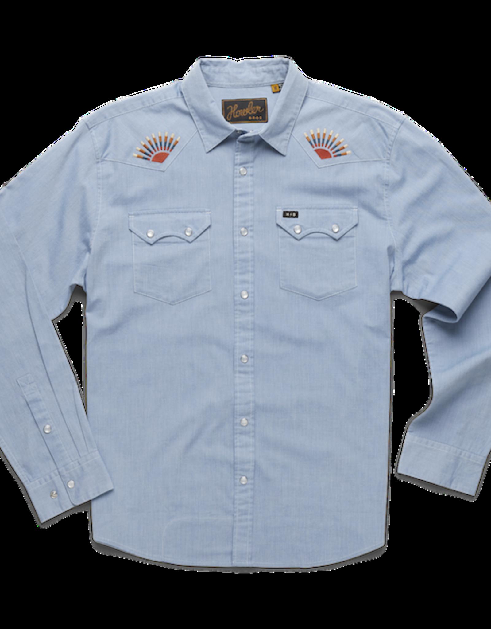 Howler Bros Crosscut Deluxe Shirt