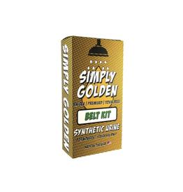 UTest Simply Golden Belt Kit