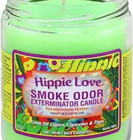 Smoke Odor 13oz. Candle - Hippie Love