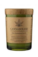 Cannabolish Odour Removing Candle - 7oz.