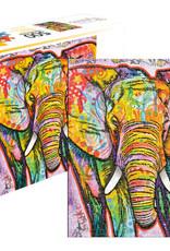 Dean Russo Elephant Puzzle - 500 Piece