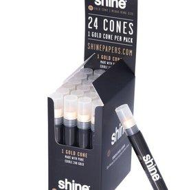 Shine 24k Cones