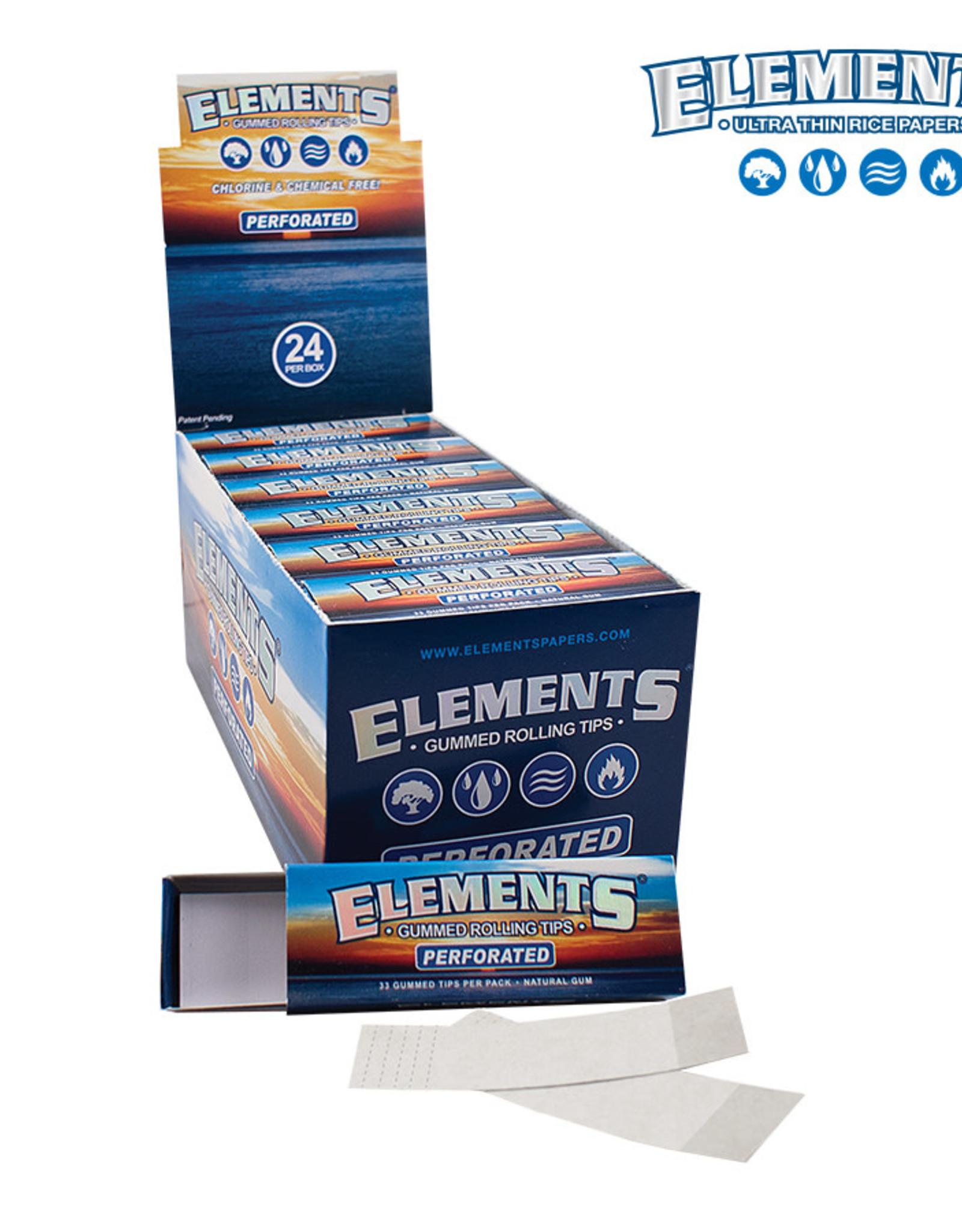 Elements Tips - Gummed