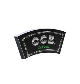 OCB Premium Curved Perforated Filter Tips