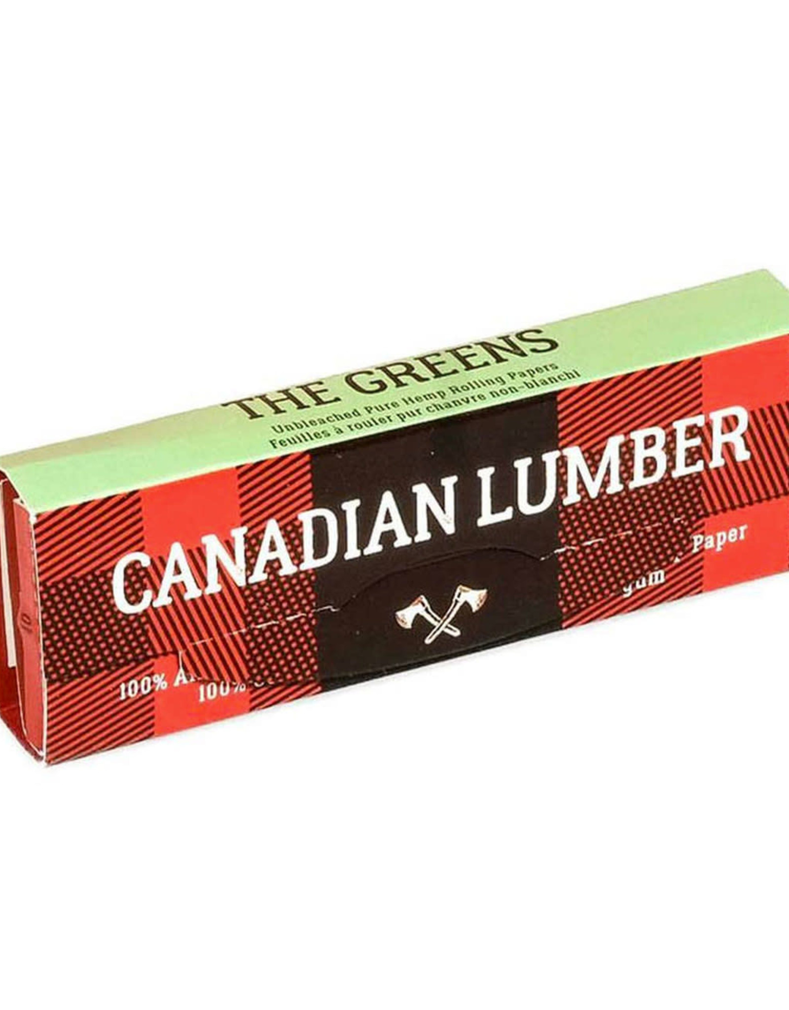Canadian Lumber 1.25 w/tips - The Greens
