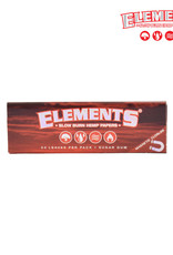 Elements 1.25 Papers - Red