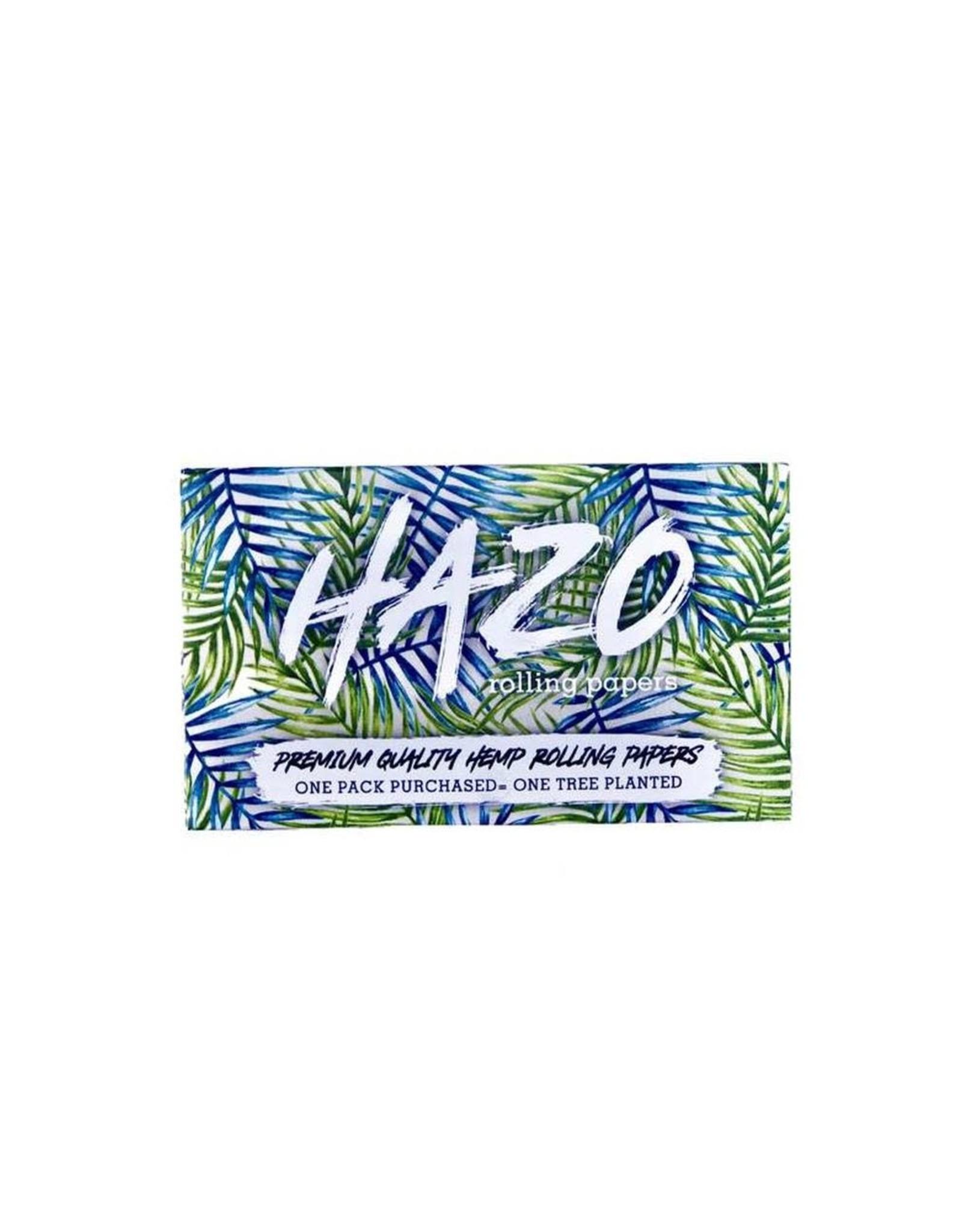 Hazo 1.25 Papers - Hemp w/tips