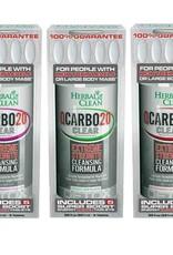 Herbal Clean Qcarbo 20oz.