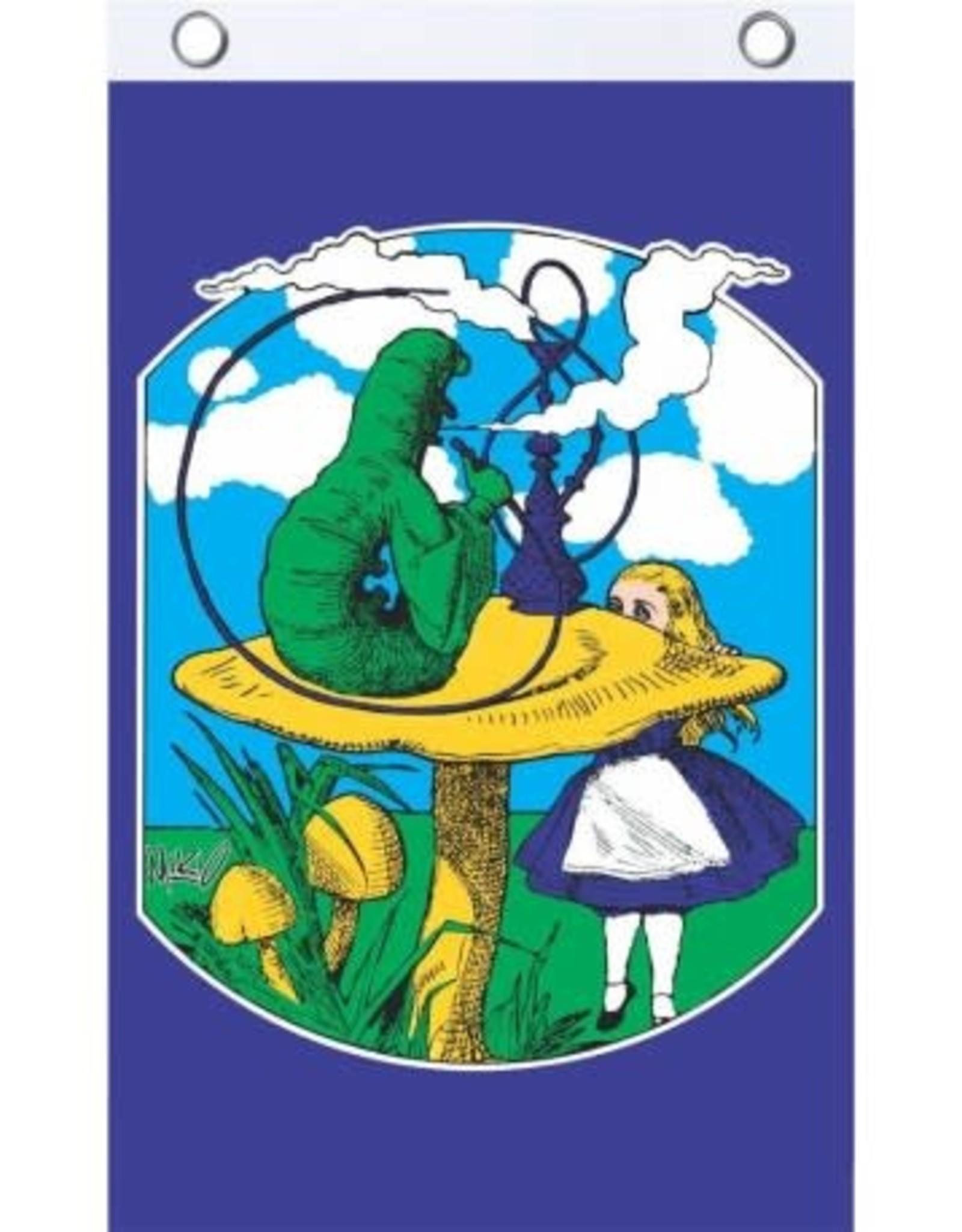 Alice in Wonderland Flag 3'x5'