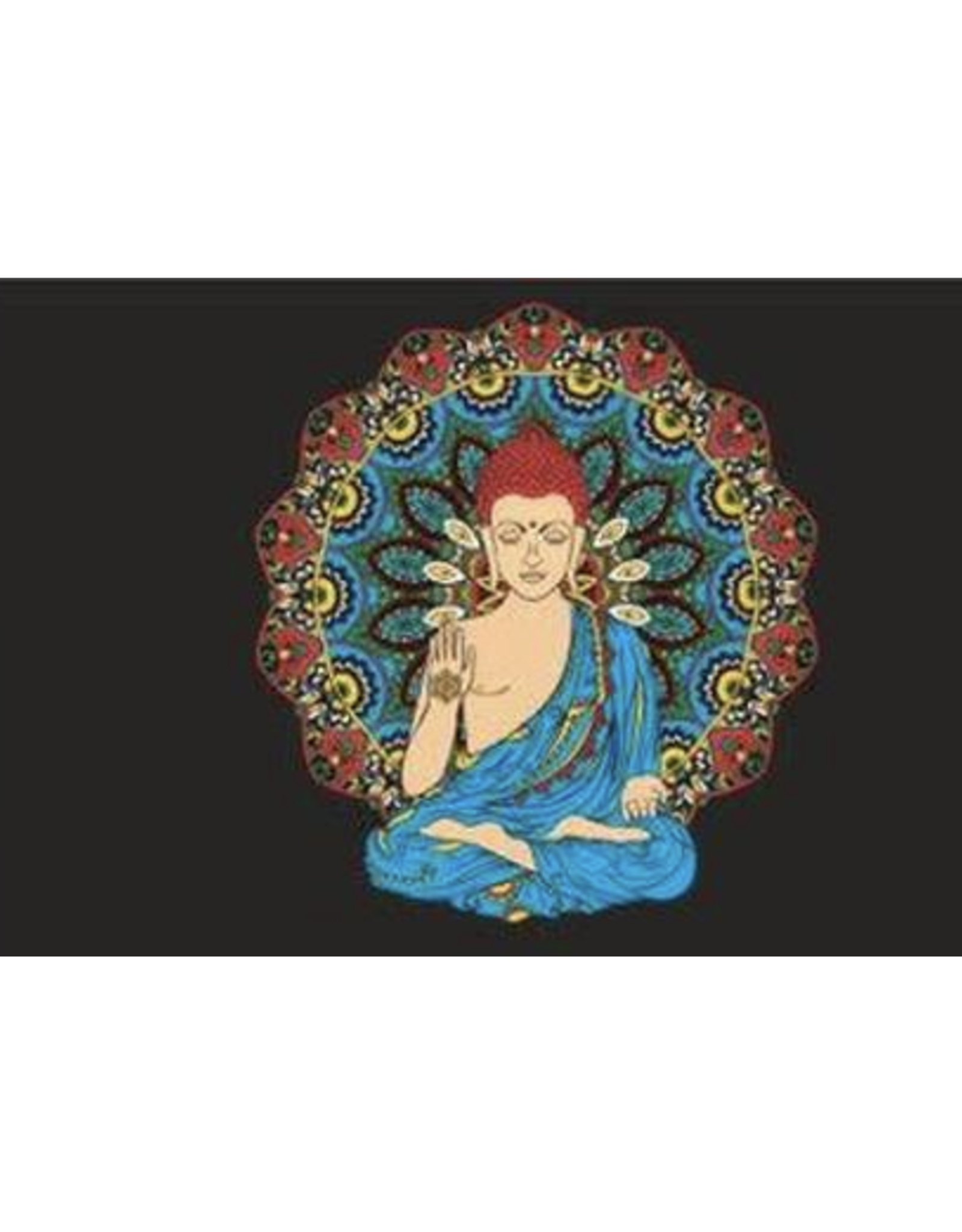 Buddha Flag 3'x5'