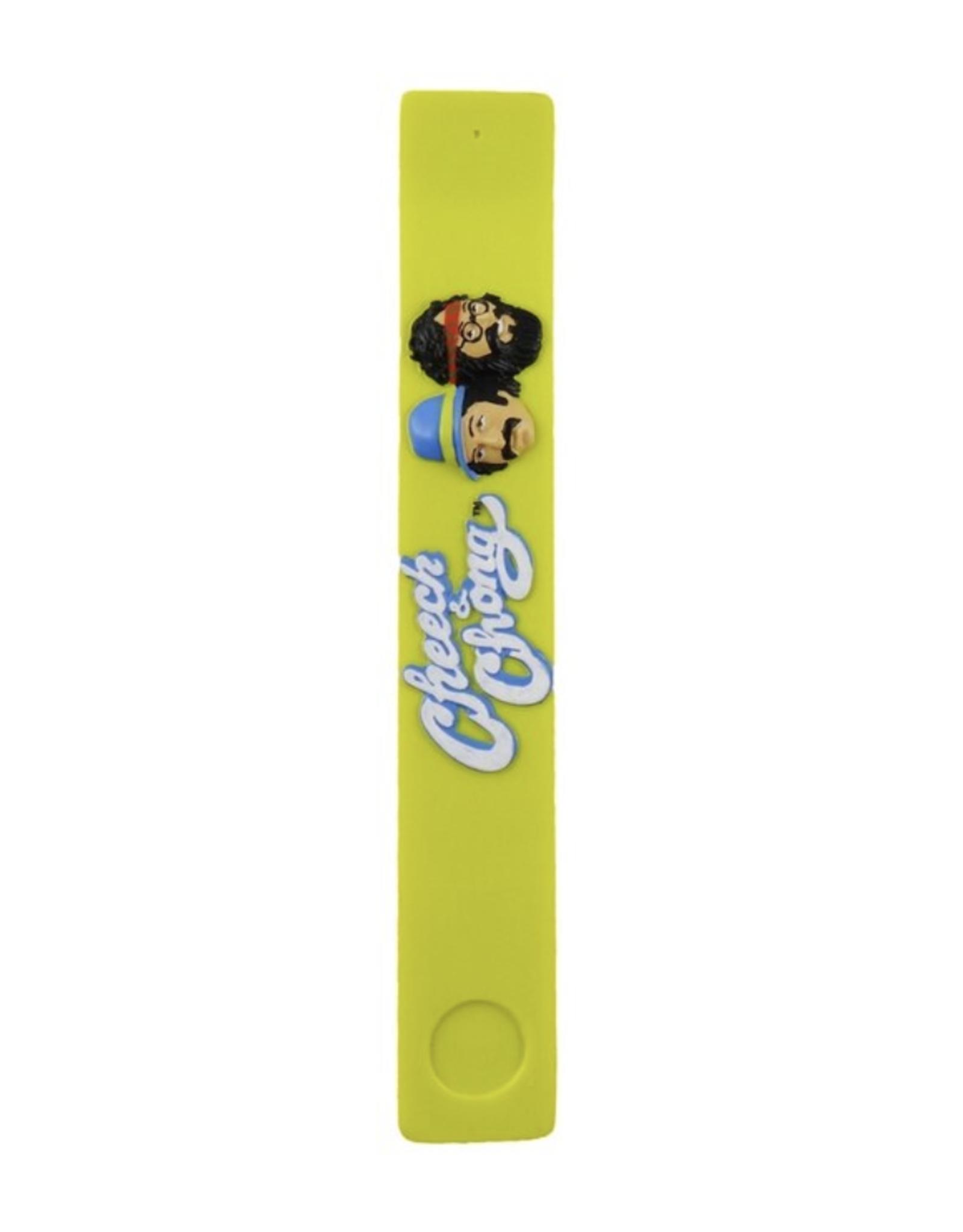 Cheech & Chong Incense Burner - Yellow