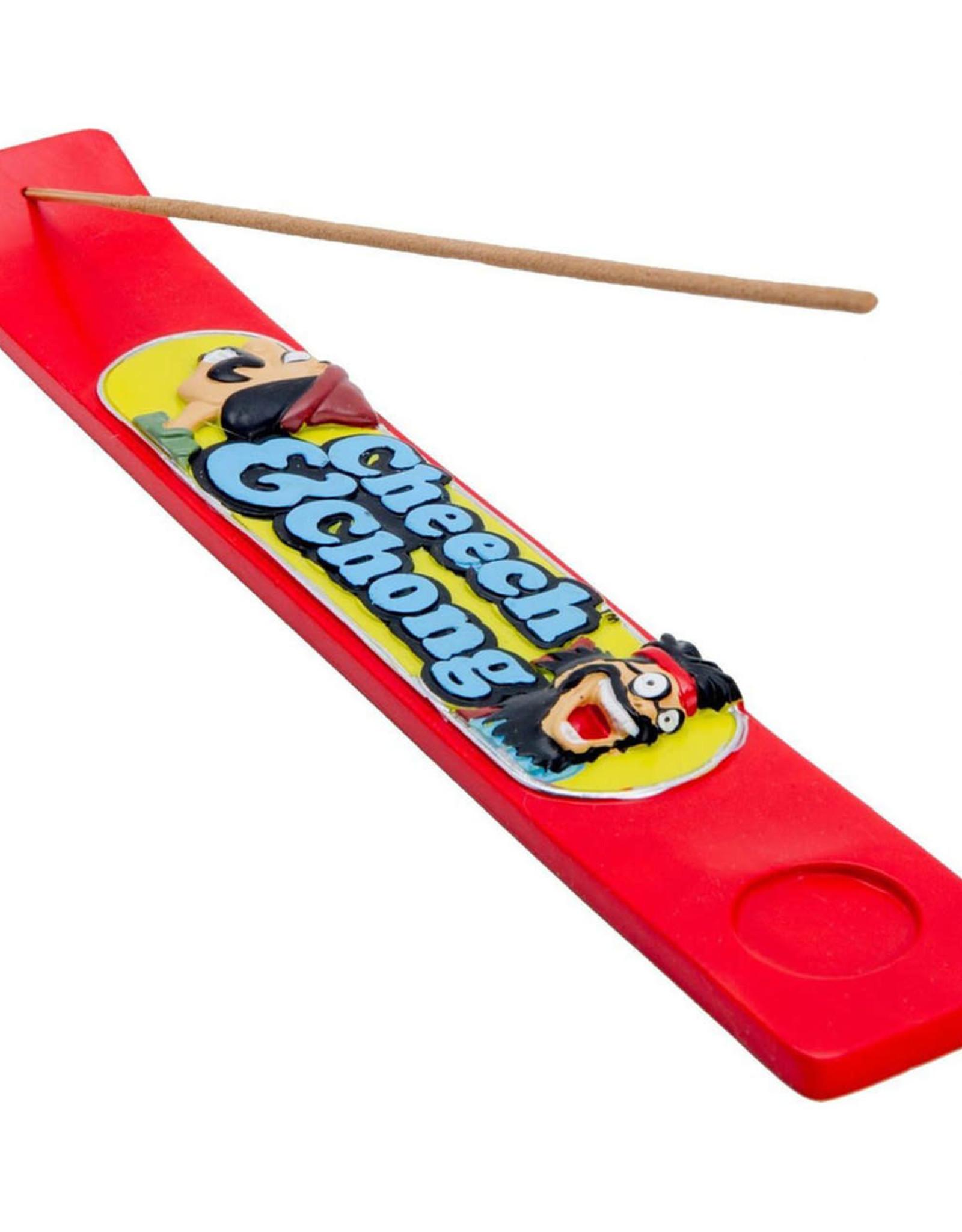 Cheech & Chong Incense Burner - Red
