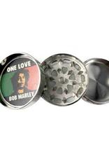 3-Piece Zinc Bob Marley Grinder